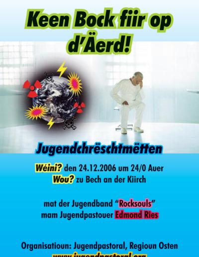 Kee Bock fir op d'Äerd!